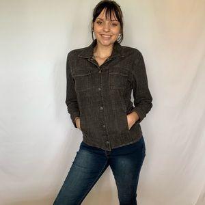 Chico's Jean shirt Jacket